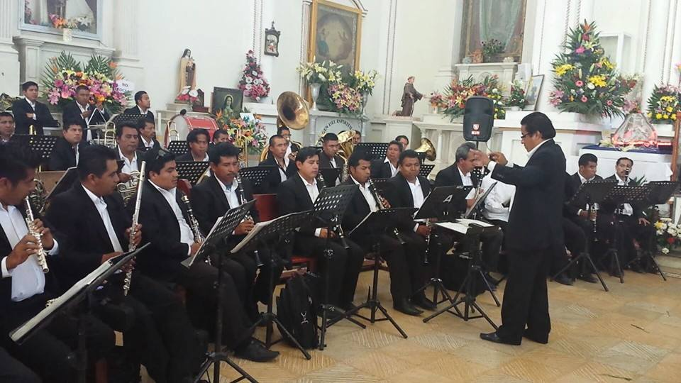 Banda Sinfónica Mixteca